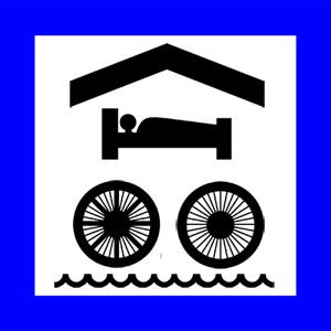 Hostel-ähnliche Unterbringung in ein Wassermühle