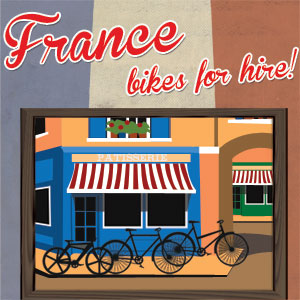 Bike Hire In France