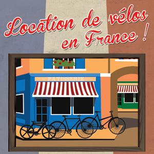 Alquiler de bicicletas en Francia